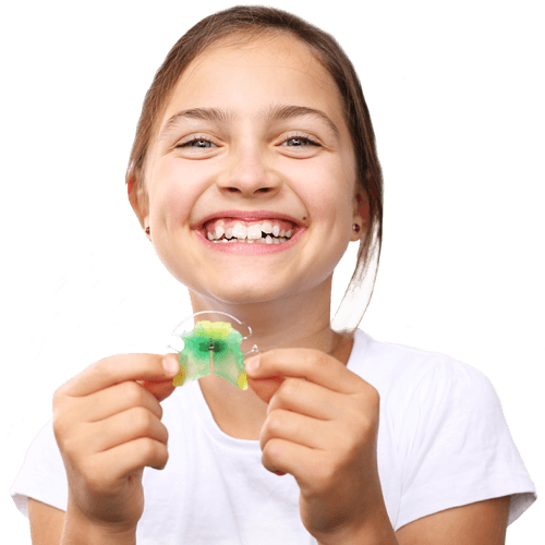 Maedchen-mit-Zahnspange